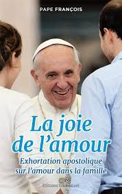 Pape François   La joie de l'Amour -Amoris Laetitia